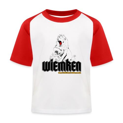 Ostfriesland Häuptlinge Maria von Jever - Kinder Baseball T-Shirt
