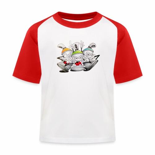Dont ! Tim Timmey - Baseball T-shirt til børn