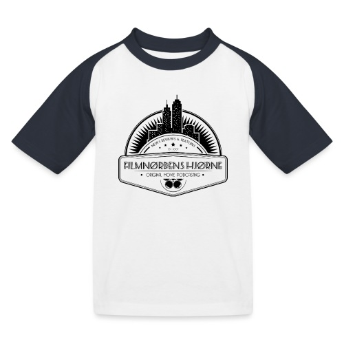New York logo - Baseball T-shirt til børn