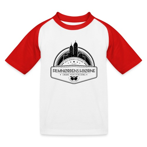 New York logo - Baseball T-shirt til børn