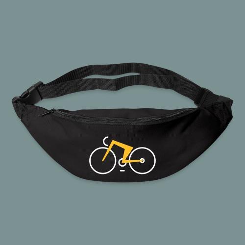Bikes against cancer - Bæltetaske