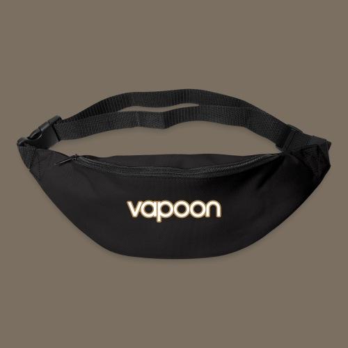 Vapoon Logo simpel 2 Farb - Gürteltasche