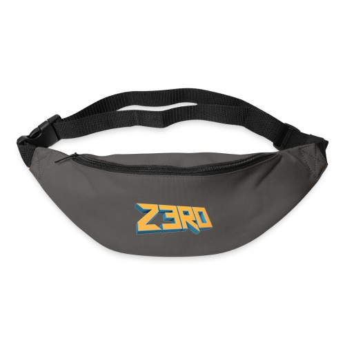 The Z3R0 Shirt - Bum bag