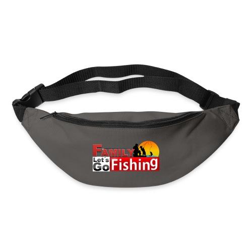 FAMILY LET´S GO FISHING FONDO - Riñonera