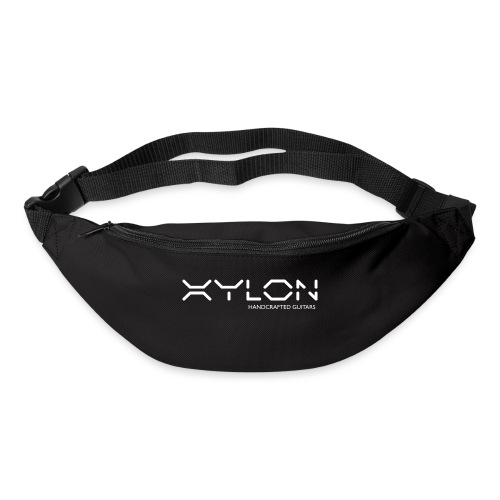 Xylon Handcrafted Guitars (name only logo white) - Bum bag