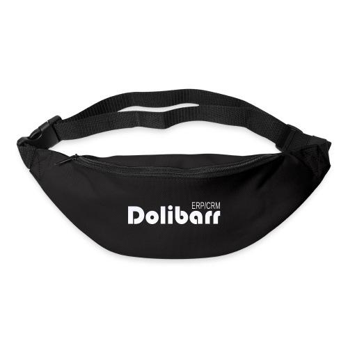 Dolibarr logo white - Bum bag