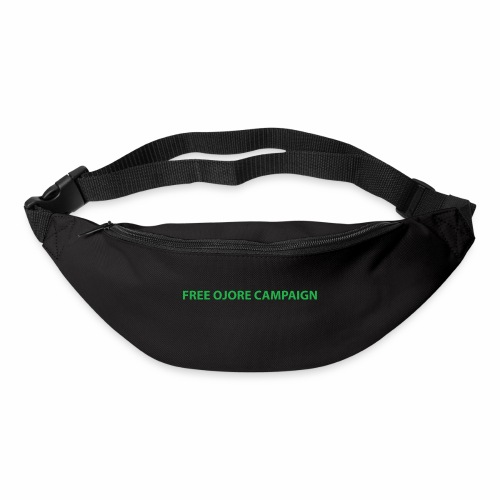 FREE OJORE CAMPAIGN green - Bum bag