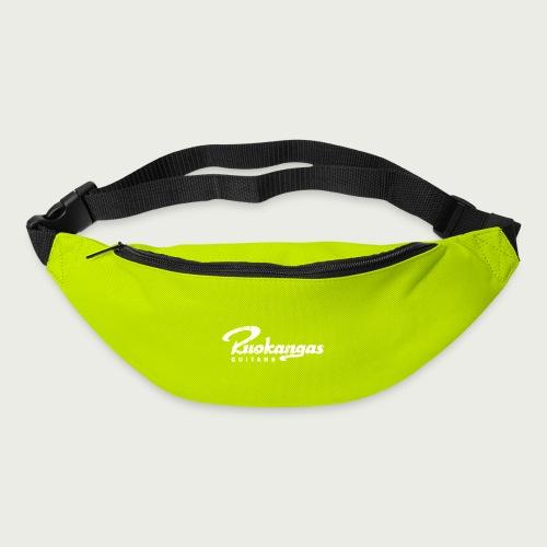 RuokangasGuitars white - Bum bag