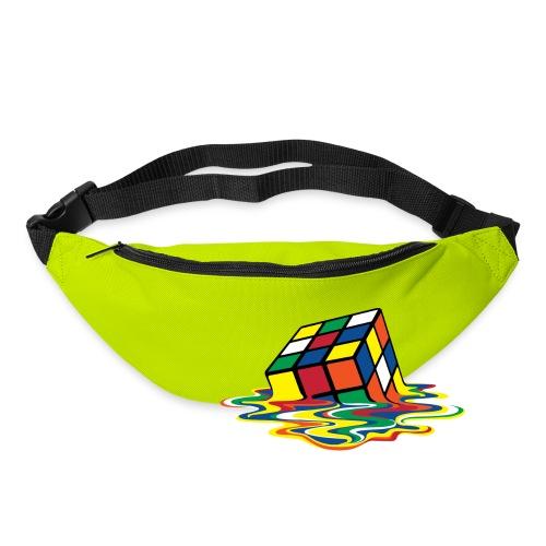 Rubik's Cube Melted Colourful Puddle - Midjeväska