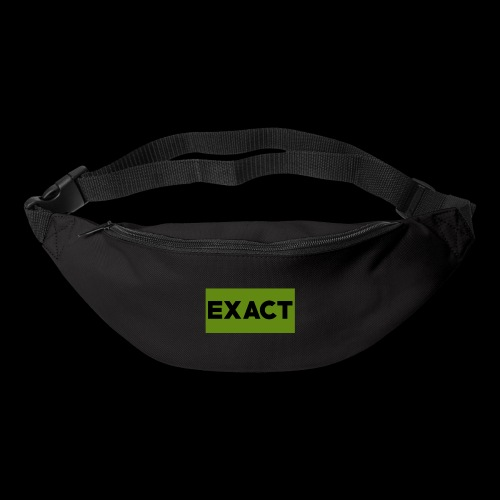 Exact Classic Green Logo - Bum bag