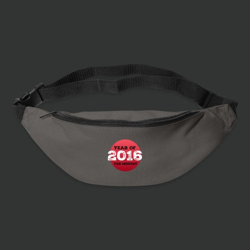 2016 year of the monkey - Bum bag