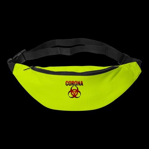 Corona Virus CORONA Pandemie - Gürteltasche