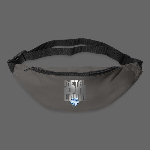 metalonloud large 4k png - Bum bag