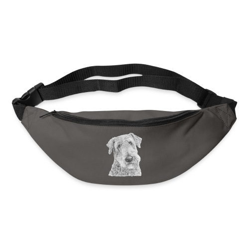 airedale terrier - Bæltetaske
