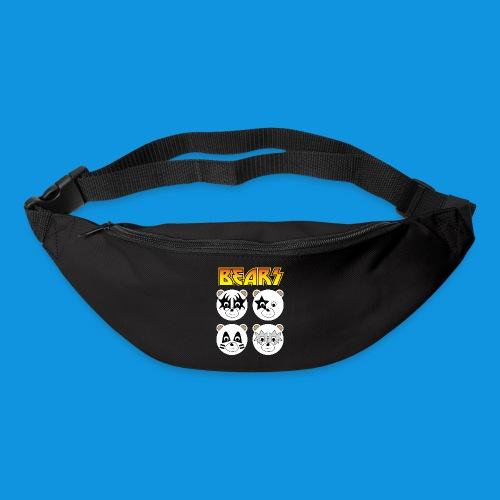 Kiss Bears square.png - Bum bag