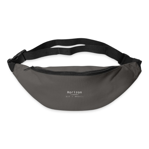 White Horizon Logo - Bum bag