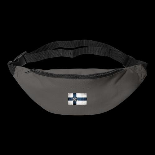 Suomen lippu - Vyölaukku