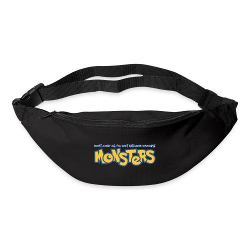 Monsters - Bum bag