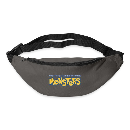 Monsters - Bum bag