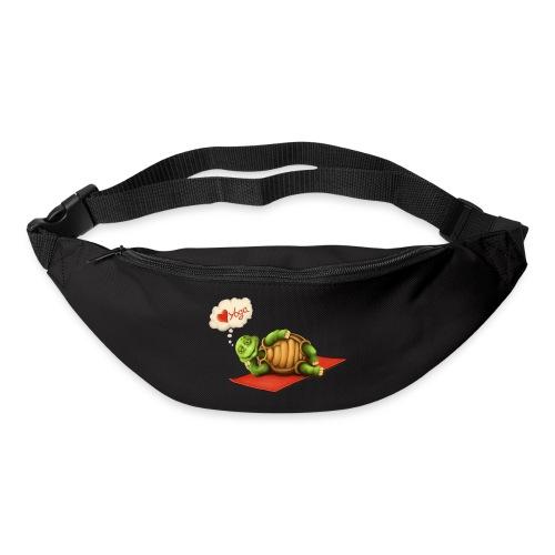 Love-Yoga Turtle - Gürteltasche