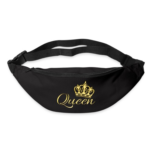 Queen Or -by- T-shirt chic et choc - Sac banane