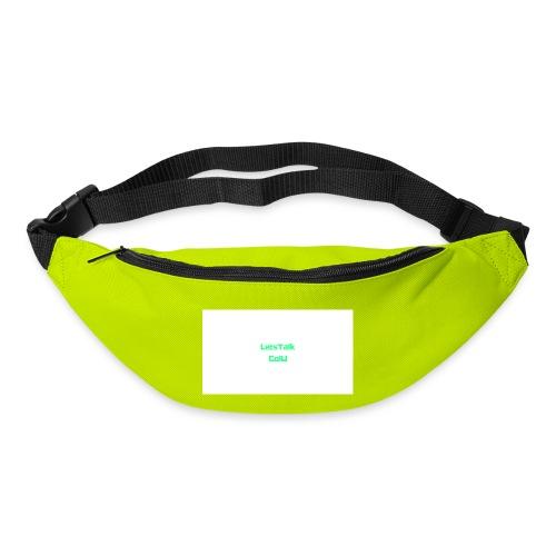 LetsTalk ColU - Bum bag