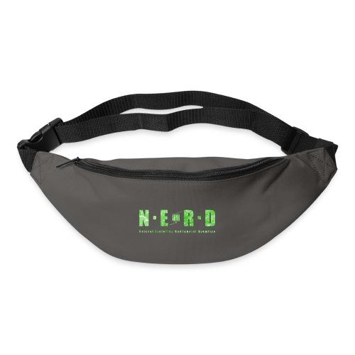 NERD Green - Bæltetaske