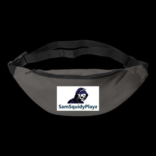 SamSquidyplayz skeleton - Bum bag