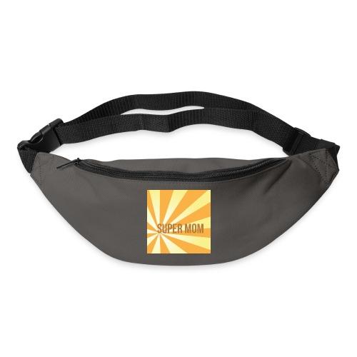 supermom maske2 - Gürteltasche