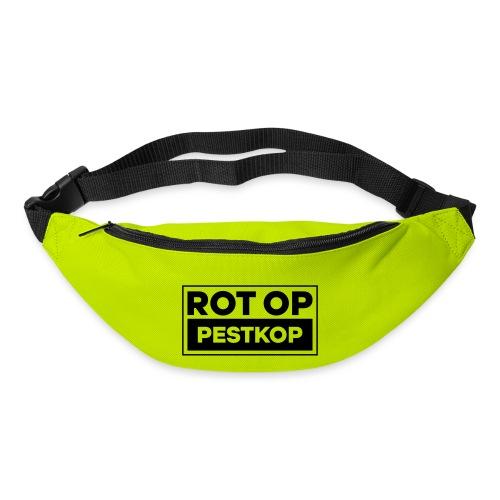 Rot Op Pestkop - Block Black - Riemtas