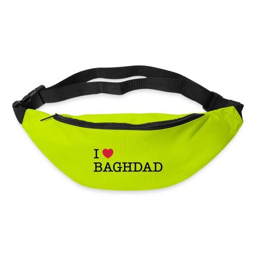 I LOVE BAGHDAD - Bum bag