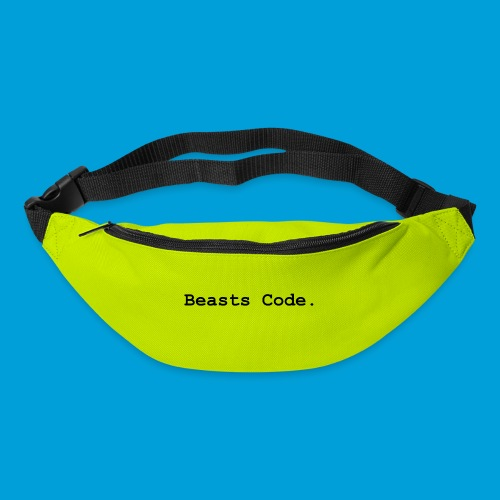 Beasts Code. - Bum bag