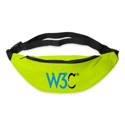 w3c - Bum bag