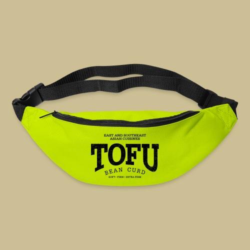 Tofu (black oldstyle) - Gürteltasche