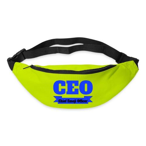 CEO - Chief Emoji Officer - Gürteltasche