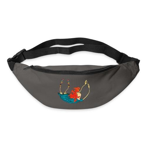 Frit fald - Bæltetaske