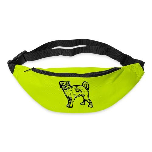 Pug Dog - Bum bag