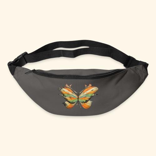 grande farfalla colorata - Marsupio