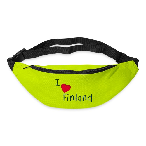 I Love Finland - Vyölaukku