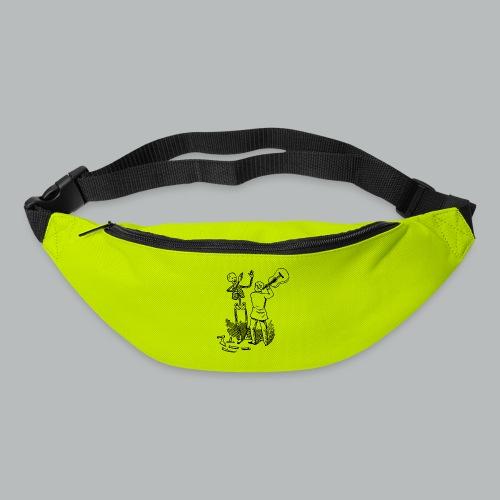 DFBM unbranded black - Bum bag