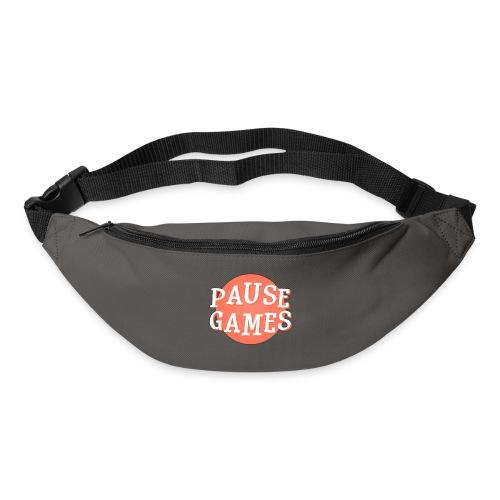 Pause Games Logo - Bum bag
