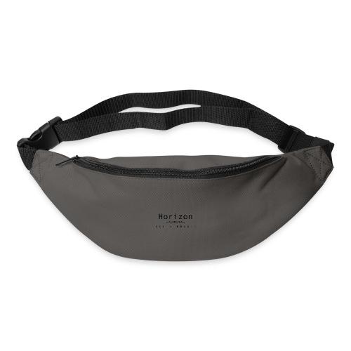 Black Horizon Logo - Bum bag