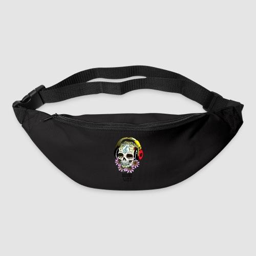 smiling_skull - Bum bag