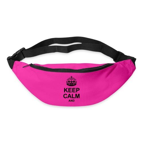 KEEP CALM - Bum bag
