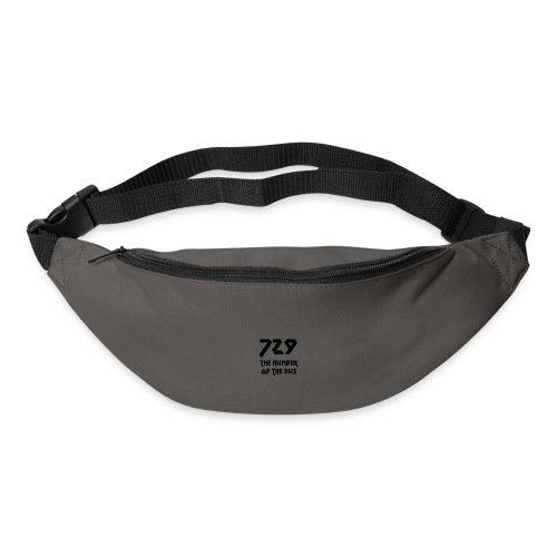 729 grande nero - Marsupio