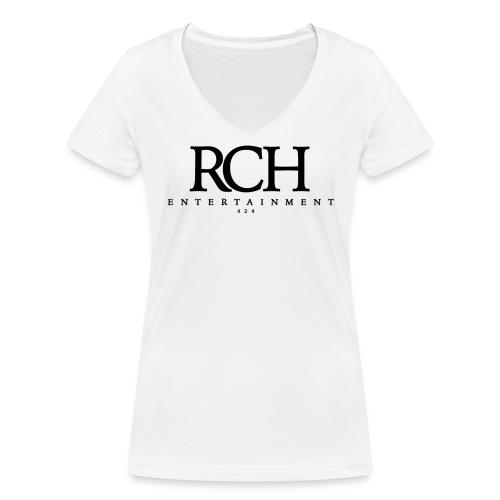 RCH ENTERTAINMENT - Frauen Bio-T-Shirt mit V-Ausschnitt von Stanley & Stella