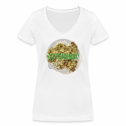 kiffenunso 1312 ! - Frauen Bio-T-Shirt mit V-Ausschnitt von Stanley & Stella
