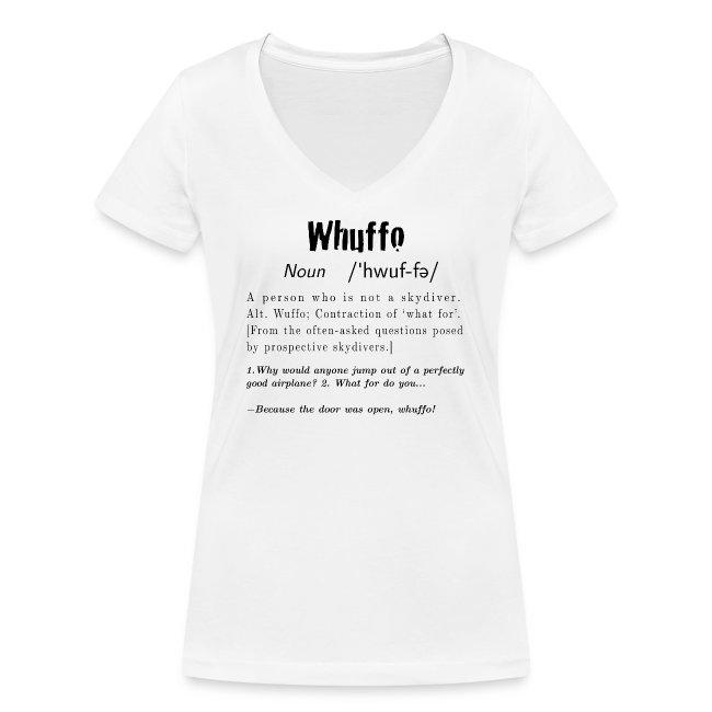Whuffo black