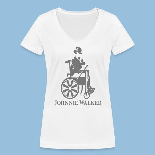 JW - Vrouwen bio T-shirt met V-hals van Stanley & Stella