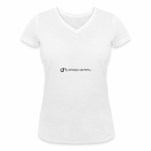 DaGeneral Premium Store - Women's Organic V-Neck T-Shirt by Stanley & Stella